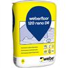 weberfloor 120 Reno DR avjämningsmassa