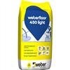 weberfloor 450 light lättfyllnadsmassa