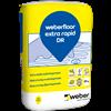 weberfloor extra rapid DR avjämningsmassa