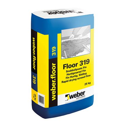 weber.floor 319 snabbslipsats fin