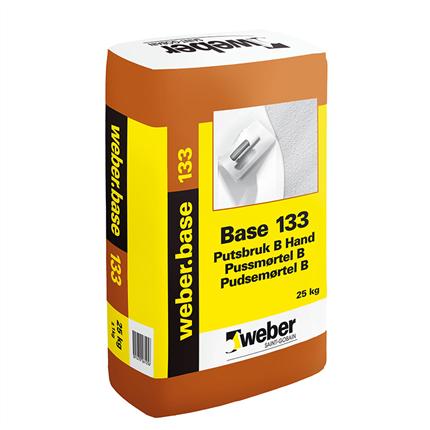 weber.base 133 putsbruk b hand
