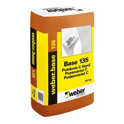 weber.base 135 putsbruk c hand