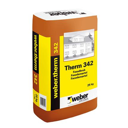 weber.therm 342 fasadbruk
