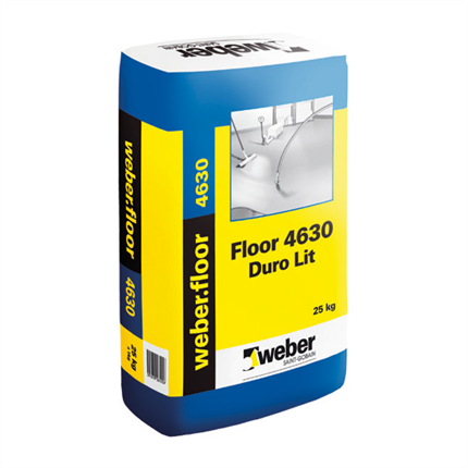 Weber Floor 4630 Industry Lit