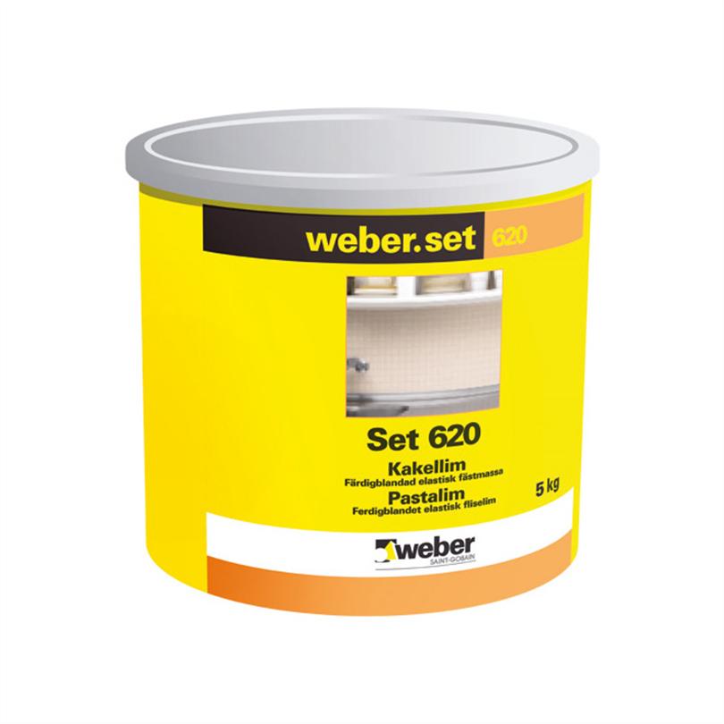 Weber.set 620 kakellim