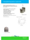 Apinox Modell 462 dricksfontän