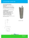 Apinox Modell 481 dricksfontän