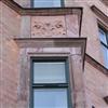 H. Svensson fasadbeklädnad, detalj