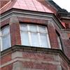 H. Svensson Sandstensprofil i fasad