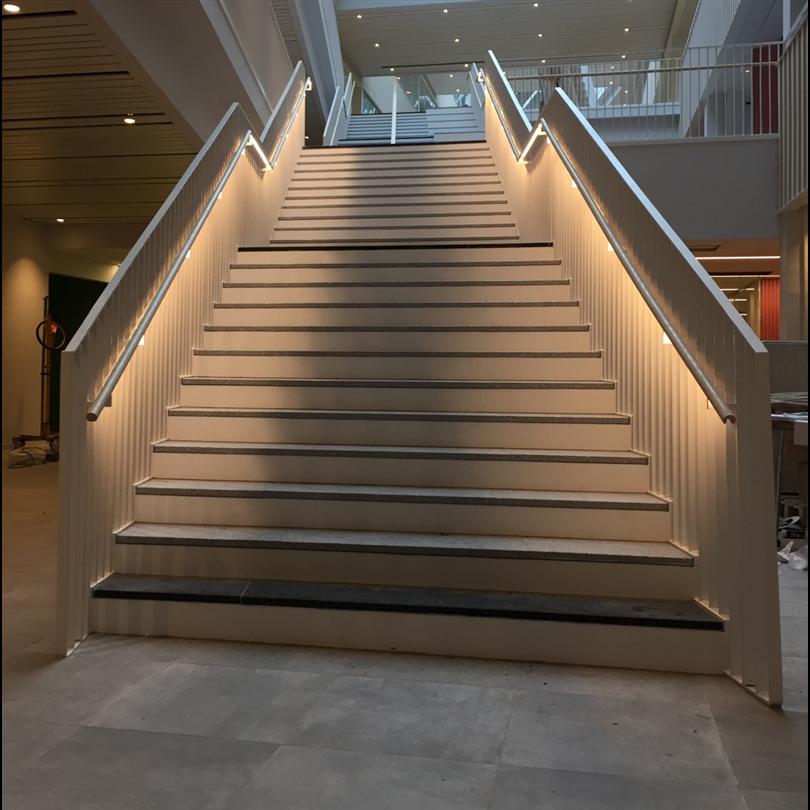 Andersson & Ågrens Raka trappor