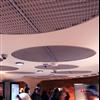 Itaab Fri Design, fällbart raster i undertak, Centralstationen, Stockholm