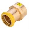 Altech Pressdelar - Presskopplingar, CU M-profil Gas 1 - 5bar