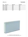 Altech Beskrivningstext Panelradiatorer