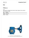 Altech Beskrivningstext Vridspjällventil, växel F DN40-300