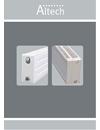 Altech Konvektorer och Panelradiatorer