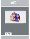 Altech Pressdelar - Presskopplingar, CU M-profil 10bar
