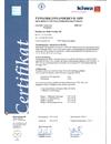 Altech Pressdelar - Presskopplingar, ELFZ V-profil
