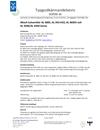 Altech Kulventil 3605V, vred