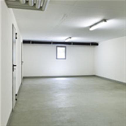 Ljungberg Fritzoe Fibercementskivor i garage