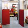 Bernos pendeldörrar för industri- och lagermiljö