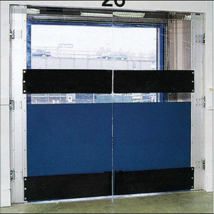 Bernos Pendeldörrar, Pd 200D med dubbla stötbågar 300 mm
