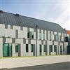 Wallsystems Fasadskivor, lägenhetsbygge
