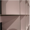 Wallsystems Kompaktlaminat, hyllor