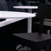 Wallsystems Kompaktlaminat, cafebord