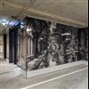Wallsystems Väggpaneler, Van der valk parking hotel, digital laminat