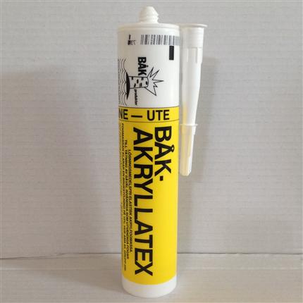 Båk-Akryllatex fogmassa