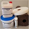 Vibisol® VibiStep paket med Primer, Golvlim, Kantband och Montagelim