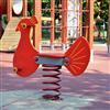 ECOSAFE² fallskyddssystem på lekplats