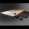 ECOSAFE² fallskyddssystem med kombinerade färger
