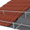 Nock- och takfotsräcke, enligt SIS-standard