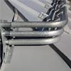 Weland snörasskydd med 3 rör, detalj