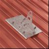 Weland infästningsplåt för plåttak, trapetsprofil
