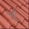 Weland infästningsprofil för profilerade plåttak, universalprofil