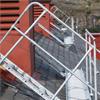 Weland Stål Skorstensplattform