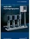 Grundfos Hydro MPC tryckstegringsenheter