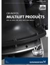 Grundfos Multilift avloppspumpstation