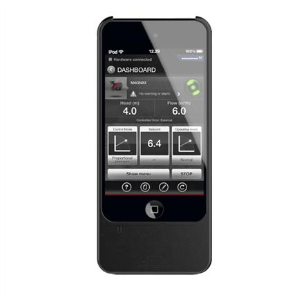Grundfos GO mobilt kommunikationsverktyg
