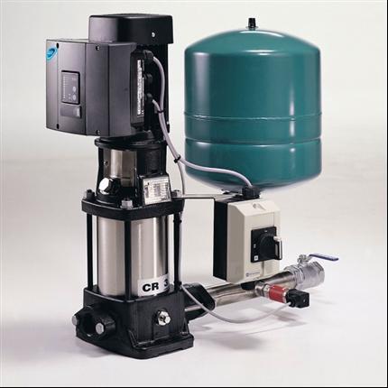 Grundfos Hydro Solo-E tryckstegringsenheter
