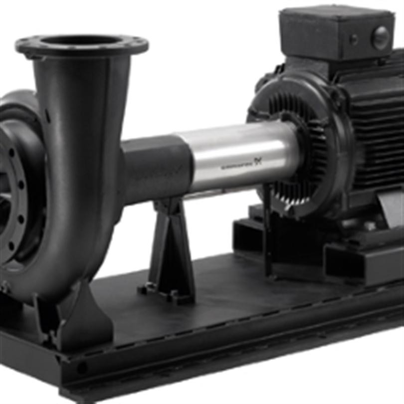 Grundfos NK/NKG-pump vattenförsörjning