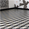 nora 4you golvinläggningar, Escher Museum, Haag