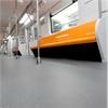 nora gummigolv för tågbranschen