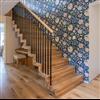 Moderna trappor Carpet trappa