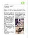 WiSecure W801 tätningsring, vattentätning