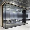 Glass Front glasvägg, Dagens Näringsliv