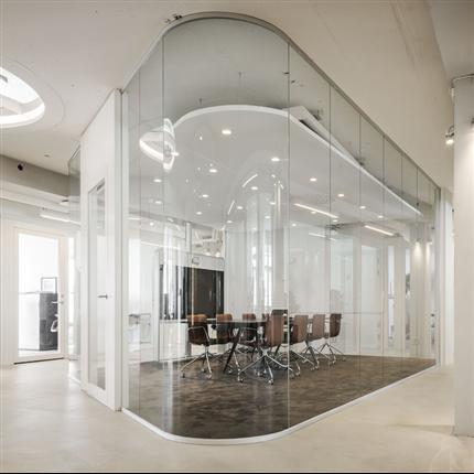 Moelven Modus Glass Front