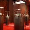 Deson Glasmontrar på museum